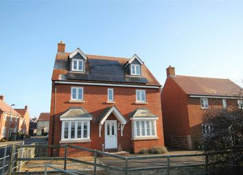 Thumbnail 5 bed detached house for sale in Bedford Road, Wixams, Bedford