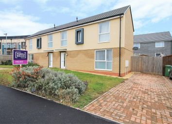 Thumbnail 3 bedroom semi-detached house for sale in Woodward Avenue, Hereford