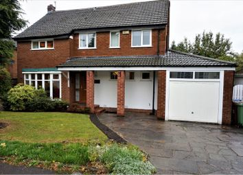 Thumbnail 4 bed detached house to rent in Borrowdale Avenue, Gatley