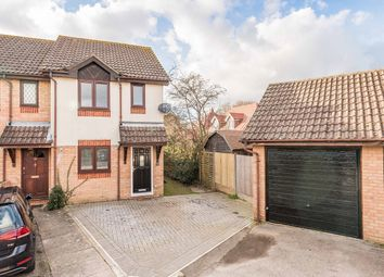 Thumbnail 2 bed end terrace house for sale in Lambourne Drive, Locks Heath