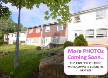 Thumbnail 3 bedroom terraced house to rent in Chestnut Crescent, East Kilbride, Glasgow