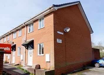 Thumbnail 2 bed end terrace house for sale in Rufus Court, New Road, Gillingham