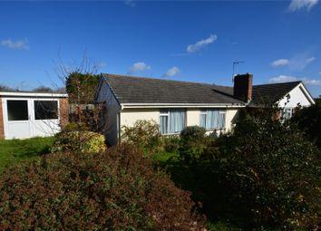Thumbnail 2 bed detached bungalow for sale in Clinton Road, Lymington, Hampshire