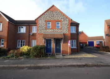 Thumbnail 2 bed semi-detached house to rent in Abbey Brook, Didcot