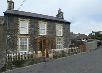 Thumbnail 4 bed detached house for sale in Llanon, Ceredigion