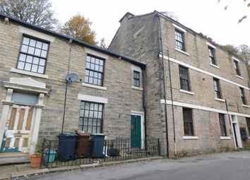 Thumbnail 3 bedroom town house for sale in Dyehouse Lane, New Mills, High Peak