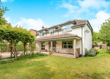 Thumbnail 5 bed detached house for sale in College Road, Taunton