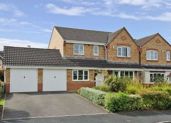 Thumbnail 4 bed detached house for sale in Chester Road, Lower Birches, Rugeley