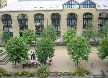 Thumbnail 2 bed terraced house to rent in Beacon House, 4 Burrells Wharf Square, London