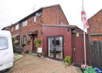 Thumbnail 2 bed semi-detached house for sale in Bellscroft Avenue, Thrybergh, Rotherham