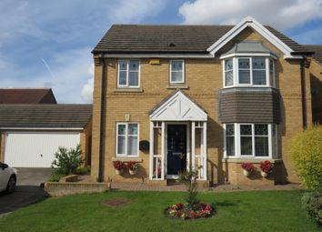 4 bed detached house for sale in Stratus Close, Ackworth, Pontefract WF7