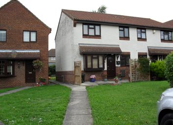 Thumbnail 1 bed end terrace house to rent in Fontwell Park Gardens, Hornchurch