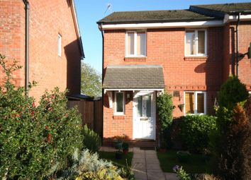 Thumbnail 3 bedroom end terrace house to rent in Halliday Close, Shenley, Radlett
