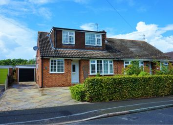 Thumbnail 3 bedroom semi-detached bungalow for sale in Abbots Gait, York