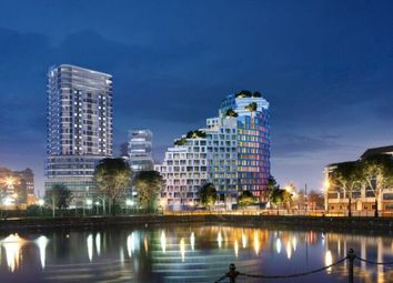 Thumbnail 1 bed flat for sale in Salford Quays, Manchester