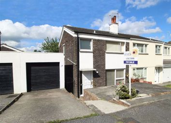 3 bed semi-detached house for sale in Powderham Road, Hartley Vale, Plymouth PL3