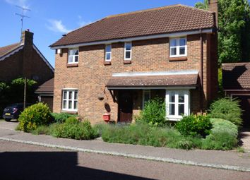 Thumbnail 4 bed detached house for sale in Waltham Close, Hutton, Essex