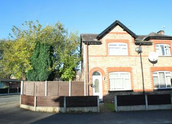 Thumbnail 3 bed end terrace house for sale in Urban Drive, Altrincham