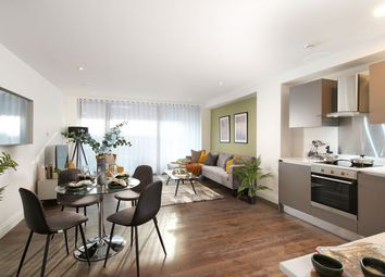 Thumbnail 3 bed flat for sale in Plot 123, Grand Union Canal, West Drayton