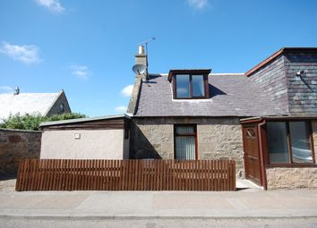 Thumbnail 2 bed end terrace house for sale in Land Street, Elgin