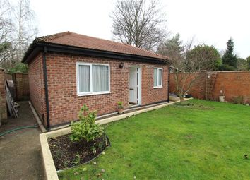Thumbnail 1 bed detached bungalow to rent in Chertsey Road, Twickenham