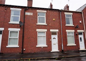 Thumbnail 2 bed terraced house for sale in Fieldhouse Street, Wakefield