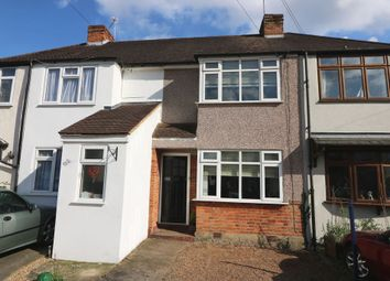 Thumbnail 2 bed terraced house for sale in Warwick Avenue, Egham