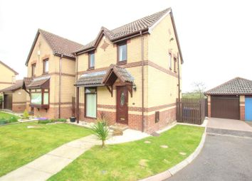 Thumbnail 3 bed detached house for sale in Keith Gardens, Broxburn