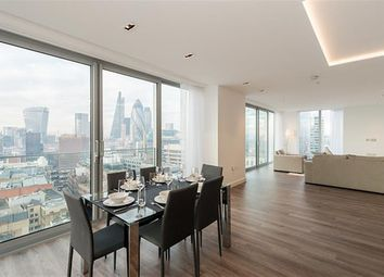 Thumbnail 3 bed flat to rent in Cashmere House, Leman Street, Aldgate, London