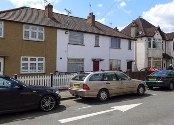 Thumbnail 2 bed terraced house to rent in Bentinck Road, Yiewsley, Middlesex