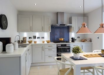 "Thumbnail 4 bedroom detached house for sale in ""Fernie"" at Easter Langside Drive, Dalkeith"