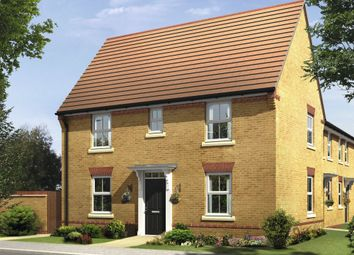 "Thumbnail 3 bed semi-detached house for sale in ""Hadley"" at Hook Lane, Aldingbourne, Chichester"