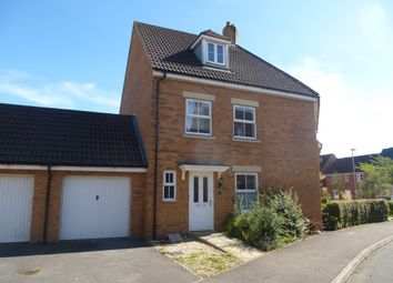 Thumbnail 3 bed semi-detached house for sale in Maunders Drive, Staverton, Trowbridge