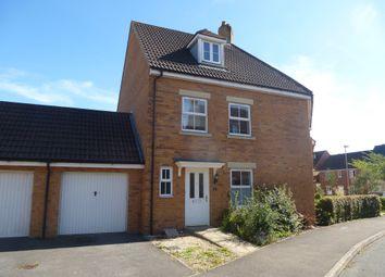 Thumbnail Semi-detached house for sale in Maunders Drive, Staverton, Trowbridge