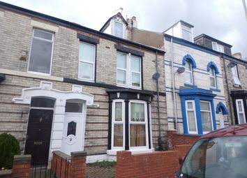 Thumbnail 5 bed terraced house for sale in Baring Street, South Shields