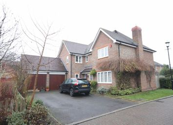 Thumbnail 5 bedroom detached house for sale in Broad Field Road, Yarnton, Kidlington