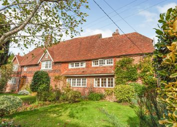 The Street, Ripe, Lewes BN8. 2 bed end terrace house for sale
