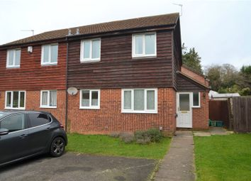 Thumbnail 1 bed terraced house for sale in Flodden Drive, Calcot, Reading, Berkshire