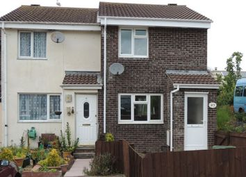 Thumbnail 2 bed end terrace house to rent in Marlborough Way, Ilfracombe