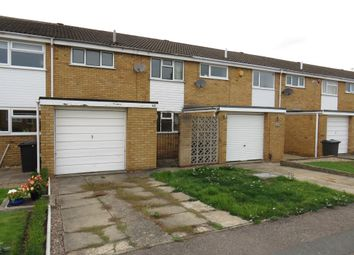 Thumbnail 3 bed terraced house for sale in Alderton Close, Leicester