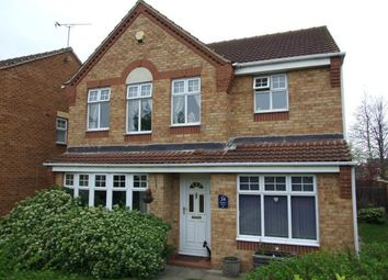 Thumbnail 4 bed detached house for sale in Swallow Drive, Bingham, Nottingham