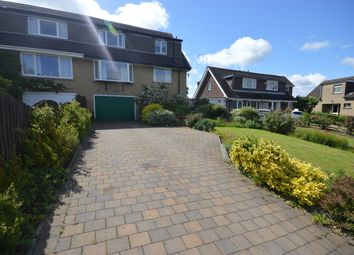Thumbnail 3 bedroom semi-detached house to rent in Rowley Lane, Lepton, Huddersfield