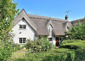 Thumbnail 4 bed cottage for sale in Ford End, Chelmsford, Essex