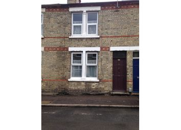 Thumbnail 3 bed terraced house to rent in Thoday Street, Cambridge, Cambridge