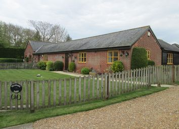 Thumbnail 3 bed barn conversion for sale in Vicarage Road, Waresley