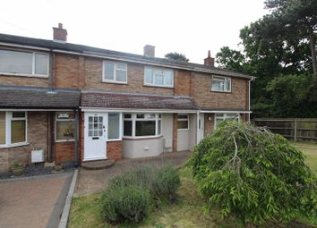Thumbnail 3 bed terraced house for sale in Station Road, Blunham, Bedford
