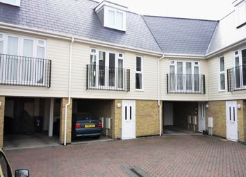 Thumbnail 2 bed terraced house to rent in Willow Mews, Lower Herne Road, Herne Bay