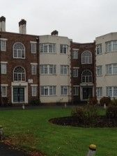 Thumbnail 3 bedroom flat for sale in Church Rd, Kingsbury