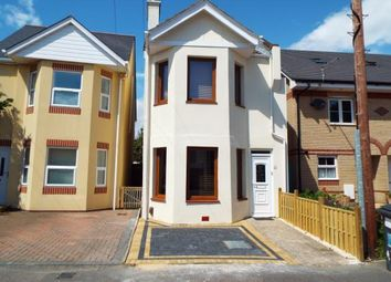 Thumbnail 3 bed detached house for sale in Kings Park, Bournemouth, Dorset