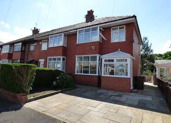 Thumbnail 3 bed end terrace house for sale in Malvern Avenue, Preston, Lancashire
